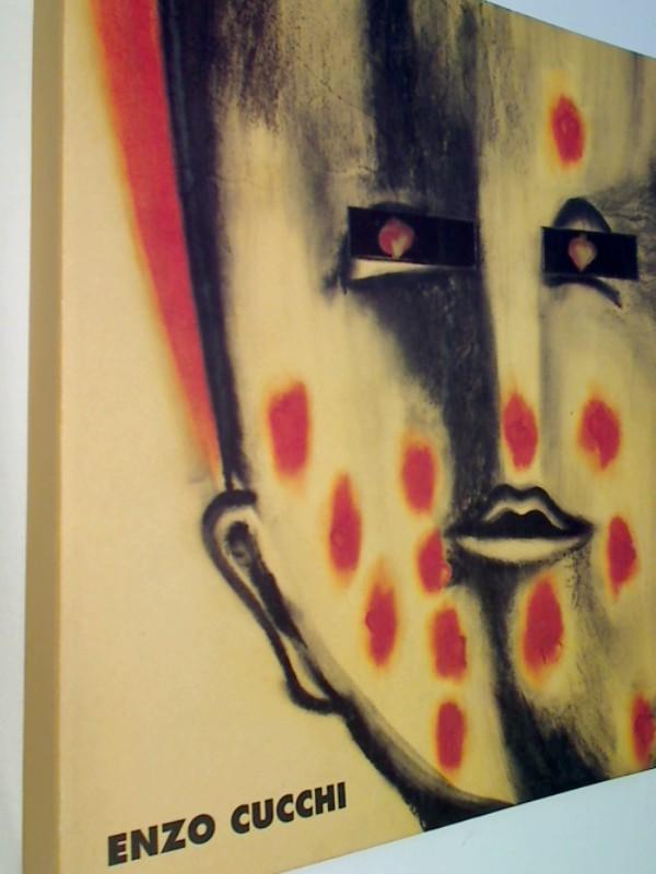 Enzo Cucchi (Milano, Palazzo Reale-Arengario Milano, 13 luglio - 24 settembre 1995, Buch +  Audio MC , 8842205753, 9788842205753