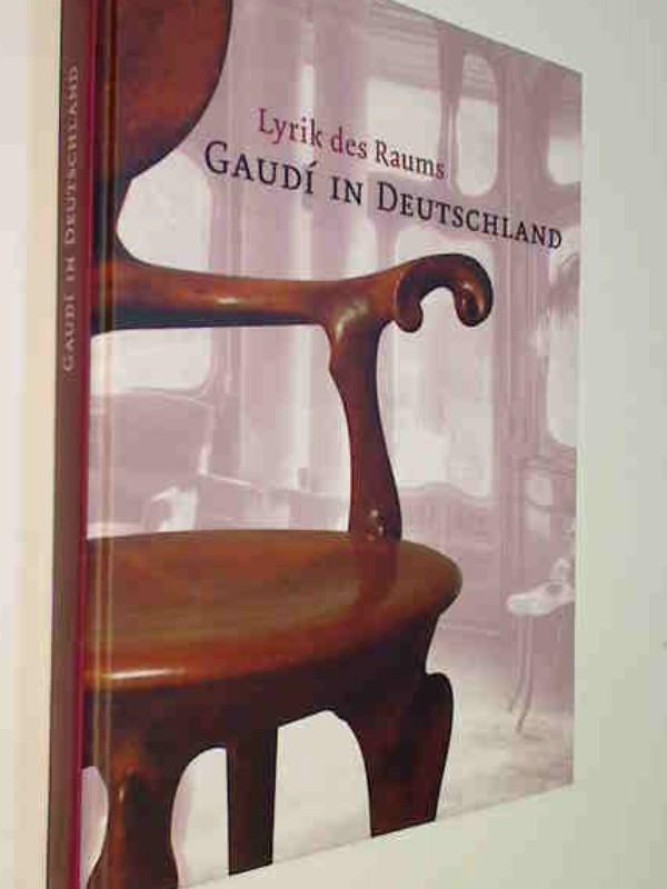 Antoni Gaudí Lyrik des Raums