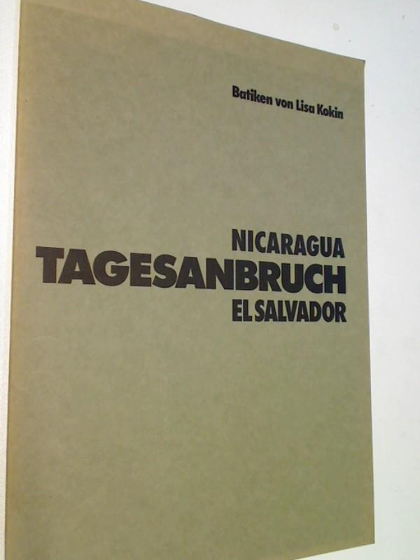 Batiken von Lisa Kokin. Tagesanbruch. Nicaragua, El Salvador