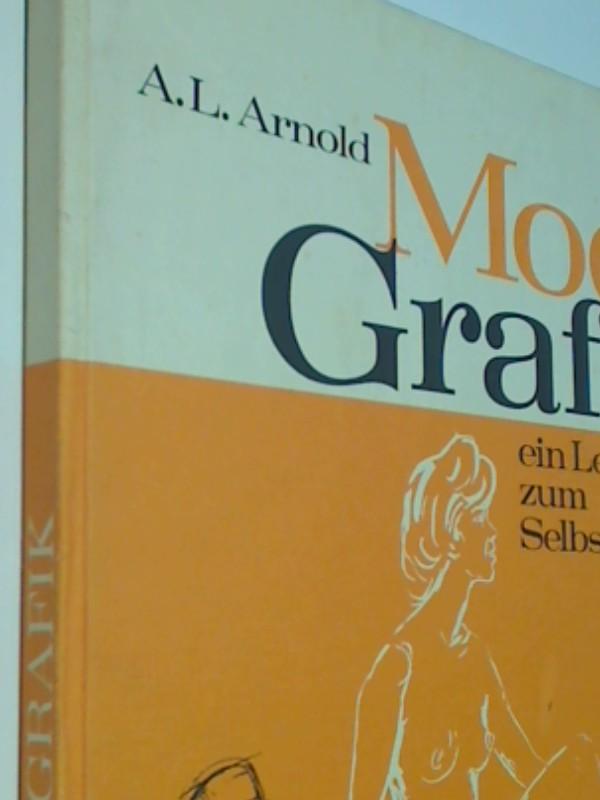 Mode-Grafik : ein Lehrbuch z. Selbststudium.