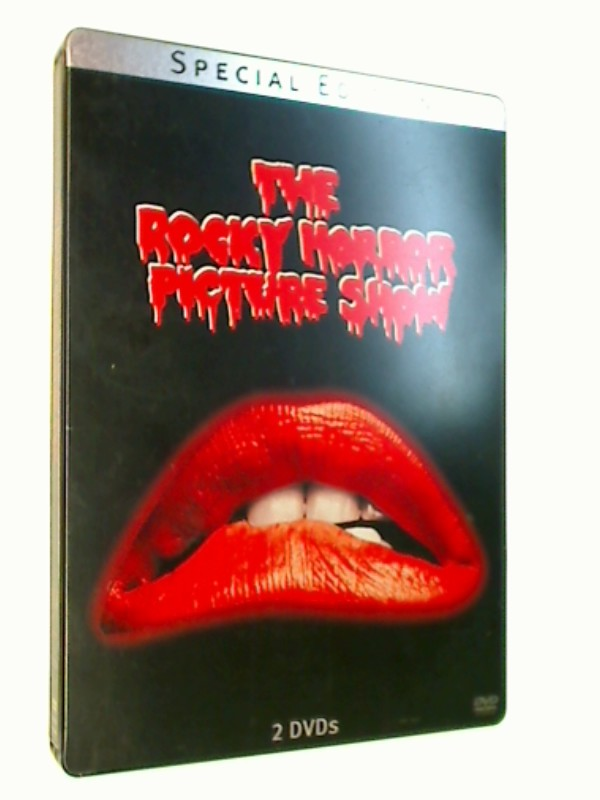 The Rocky Horror Picture Show (Steelbook) [Special Edition] [2 DVDs], 4010232036827