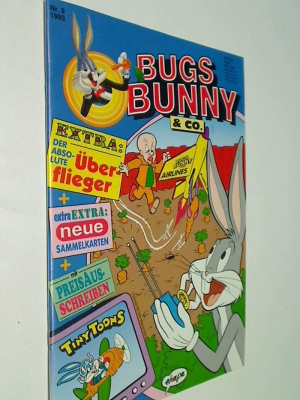 Bugs Bunny & Co. 1993 Heft 9 , komplett mit Beilage, Ehapa Comic-Heft