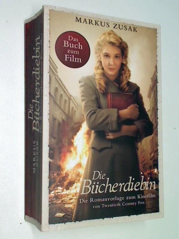 Die Bücherdiebin  : das Buch zum Film. Mit Ill. von Trudy White und exklusiven Filmfotos