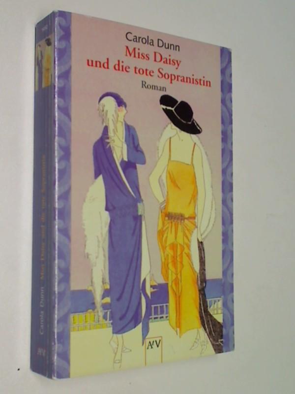 Miss Daisy und die tote Sopranistin Roman