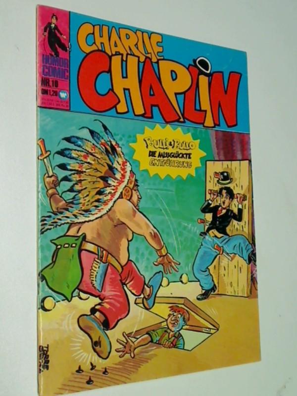 Charlie Chaplin Nr. 10, Der erste Preis,  ERSTAUSGABE 1974,  BSV Williams Comic-Heft
