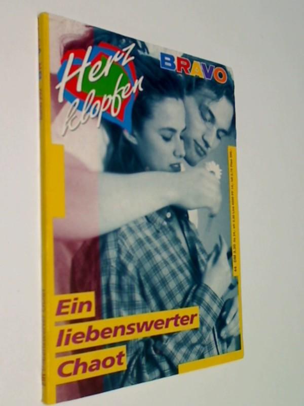 BRAVO Herzklopfen 292 Ein liebenswerter Chaot, Pabel Moewig Taschenheft, ERSTAUSGABE 1995