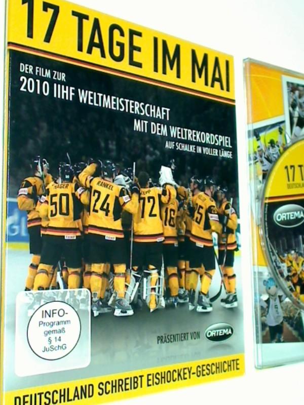 17 Tage im Mai - Die Eishockey Weltmeisterschaft 2010 in Deutschland, ( DVD)