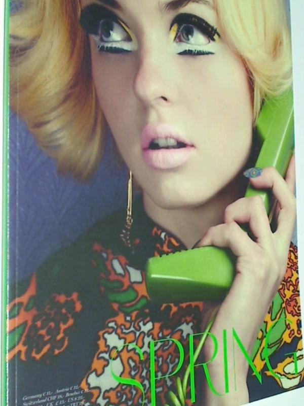 74 The Hair Bible 11 / 2014 London Calling ( Zeitschrift Magazin)