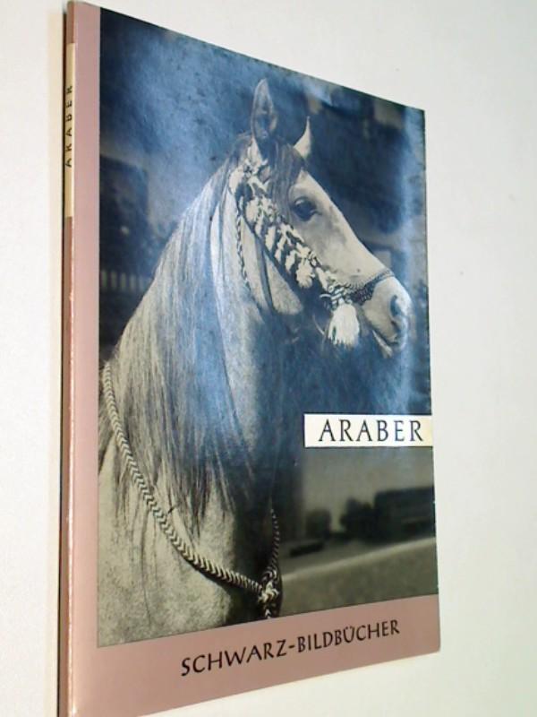 Araber. Schwarz-Bildbücher.