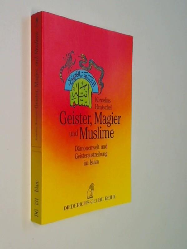 Geister, Magier und Muslime. Dämonenwelt und Geisteraustreibung im Islam. Diederichs gelbe Reihe 134