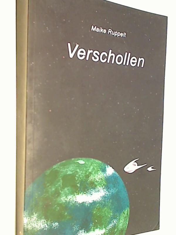 Verschollen (Cassie-Trilogie, Band 2) ,  Science Fiction  Roman, ERSTAUSGABE