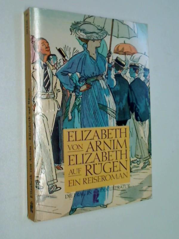 Elizabeth auf Rügen. Reihe: Die Frau in der Literatur