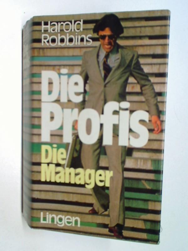 ROBBINS, HAROLD: Die Profis.  Die Manager. 2 Romane Sonderausgabe