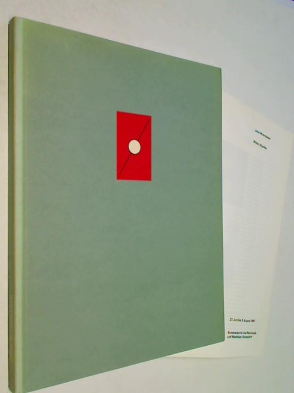 Armleder, John: John Armleder: Ausstellungskatalog. Dt. /Franz