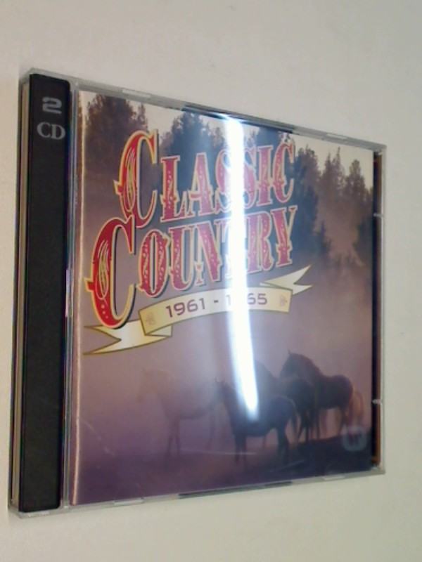 TIME LIFE CLASSIC COUNTRY 1961-1965 DOUBLE CD