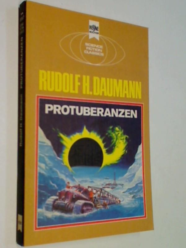 Protuberanzen. Science Fiction-Roman 1973