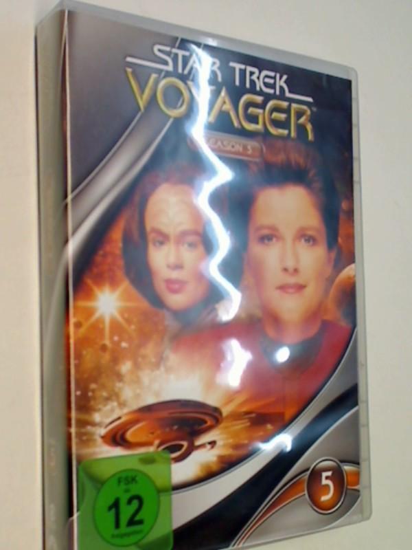Star Trek - Voyager: Season 5 [7 DVDs] 4010884510485