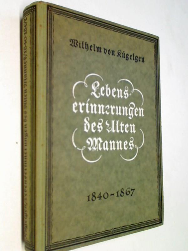 in Briefen an seinen Bruder Gerhard 1840-1867.