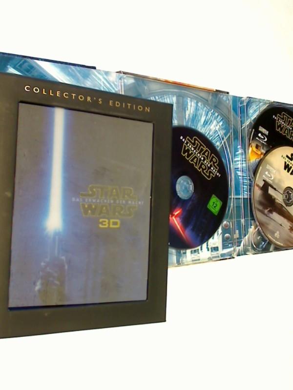 Star Wars - Das Erwachen der Macht  [3D-Blu-ray] (+ 2D-Blu-ray + Bonus-Blu-ray) [Collector