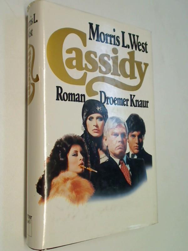 Cassidy : Roman.