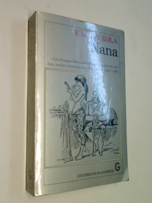 Nana. Goldmann Klassiker