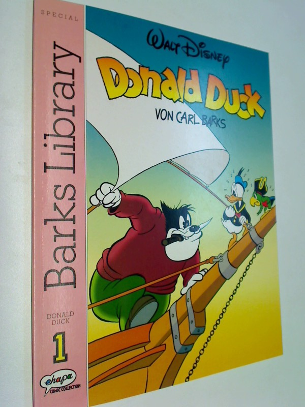 Barks Library Special, Donald Duck (Bd. 1), Ehapa Comic Collection