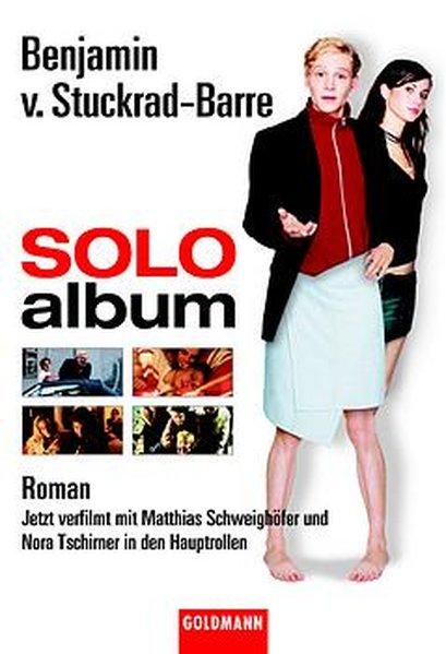 Soloalbum. Roman. Buch zum Film