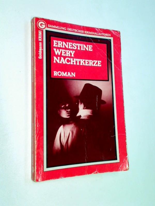 Nachtkerze : Roman. Ein Goldmann-Taschenbuch  5623 , ERSTAUSGABE
