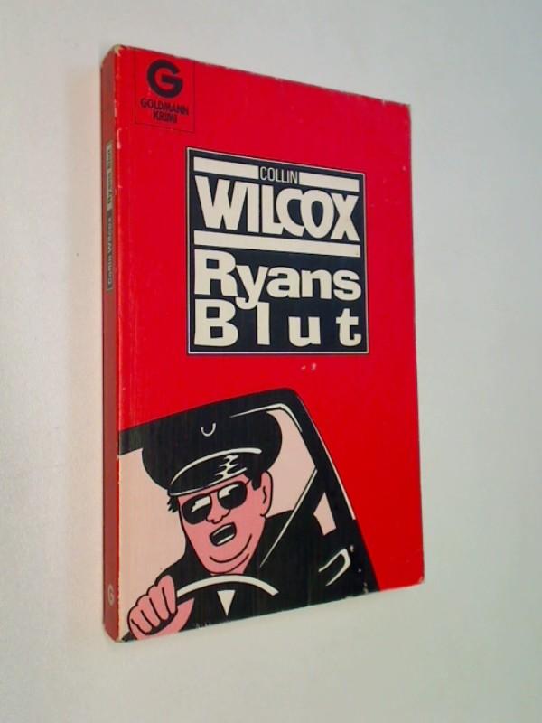Ryans Blut. Goldmann Krimi 5453