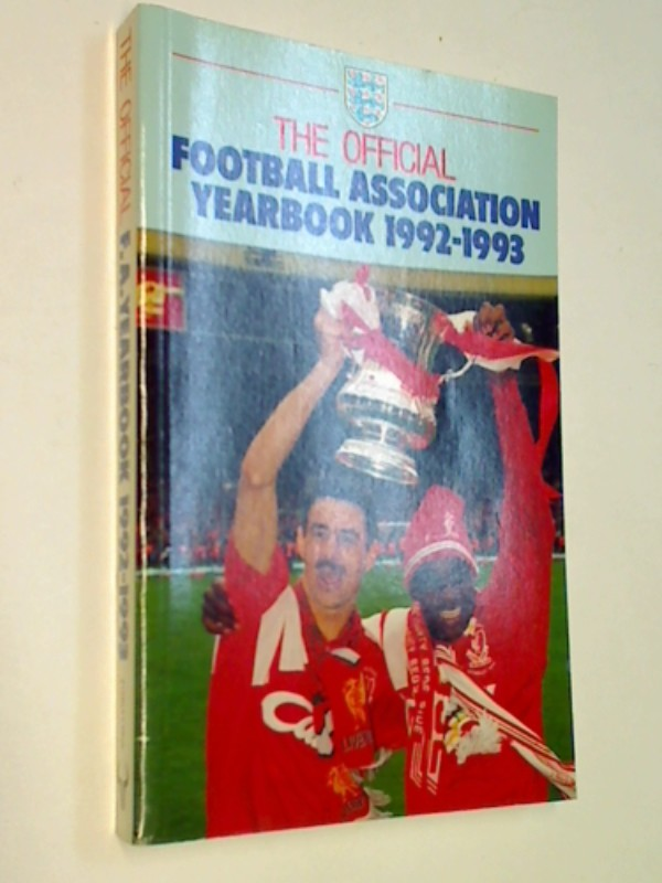 Official Football Yearbook 1992-1993 (Football Association)