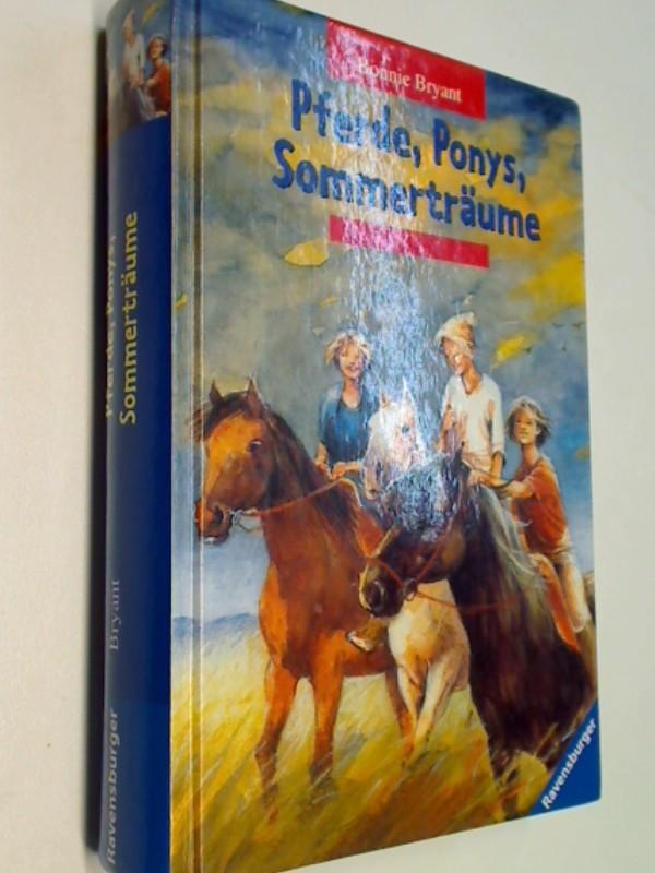 Pferde, Ponys, Sommerträume