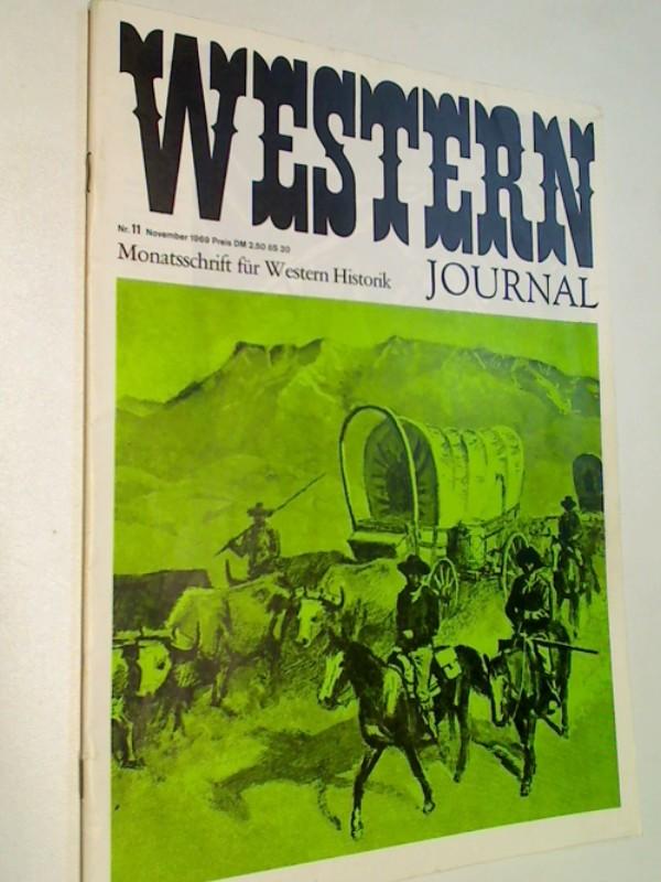 Western Journal 1999 Nr 11 : Die Tragödie der nordamerikanischen Negersklaven, u. a.