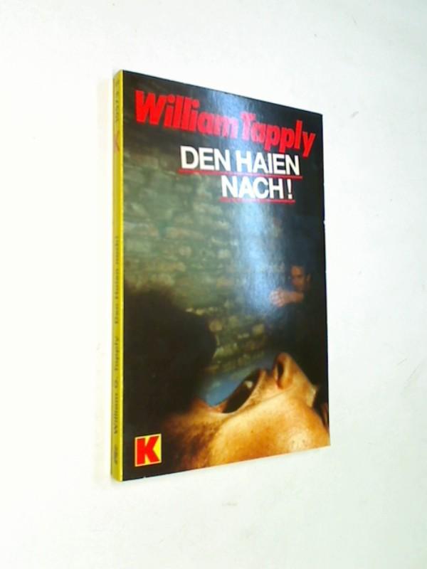 Tapply, William: Den Haien Nacht . Ullstein  Krimi 10573, ERSTAUSGABE 1989