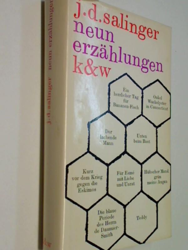 Salinger, J. D.: Neun Erzählungen.
