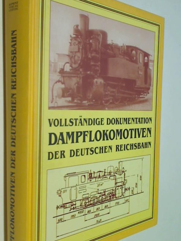Dampflokomotiven der Deutschen Reichsbahn. Merkbuch für Triebfahrzeuge