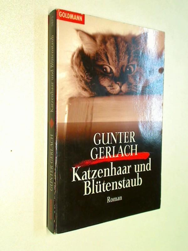 Katzenhaar und Blütenstaub. Goldmann Krimi 5875