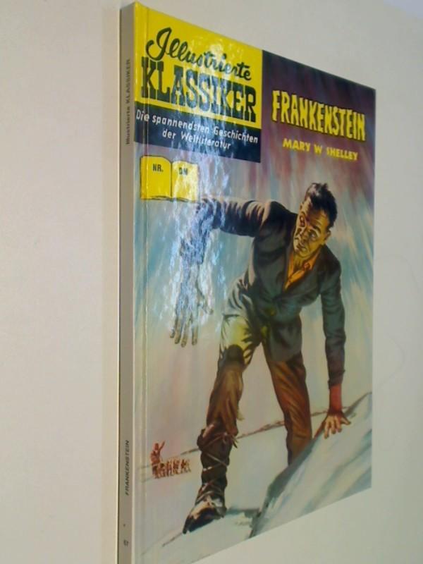Illustrierte Klassiker Hardcover Nr. 67 Frankenstein, Hethke Comic, limitiert auf 666 Exemplare, ERSTAUSGABE