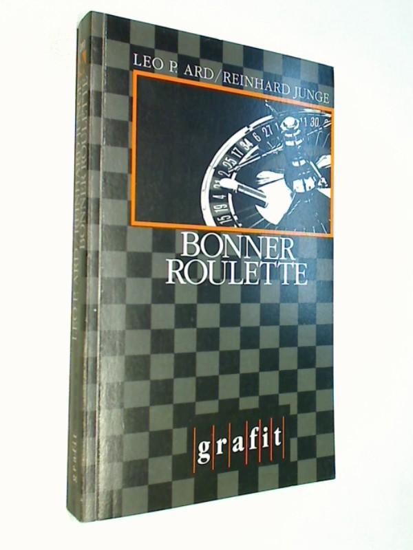 Bonner Roulette. Krimi.