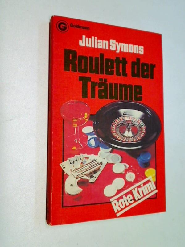Roulette der Träume. Kriminalroman.