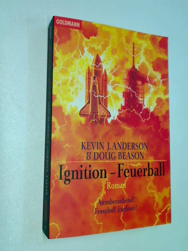 Ignition - Feuerball. Roman.