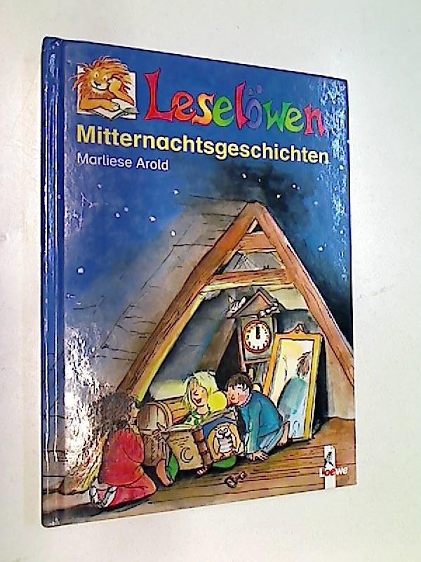 Leselöwen-Mitternachtsgeschichten.  Zeichn. von Julia Ginsbach / Leselöwen