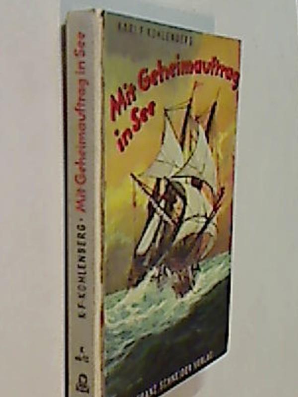 Mit Geheimauftrag in See : Captain James erkundet d. Hudson-Bay.