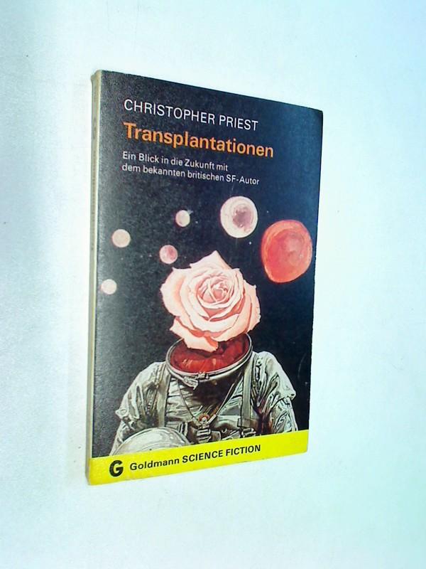 Transplantationen.  Goldmann Science Fiction 0165