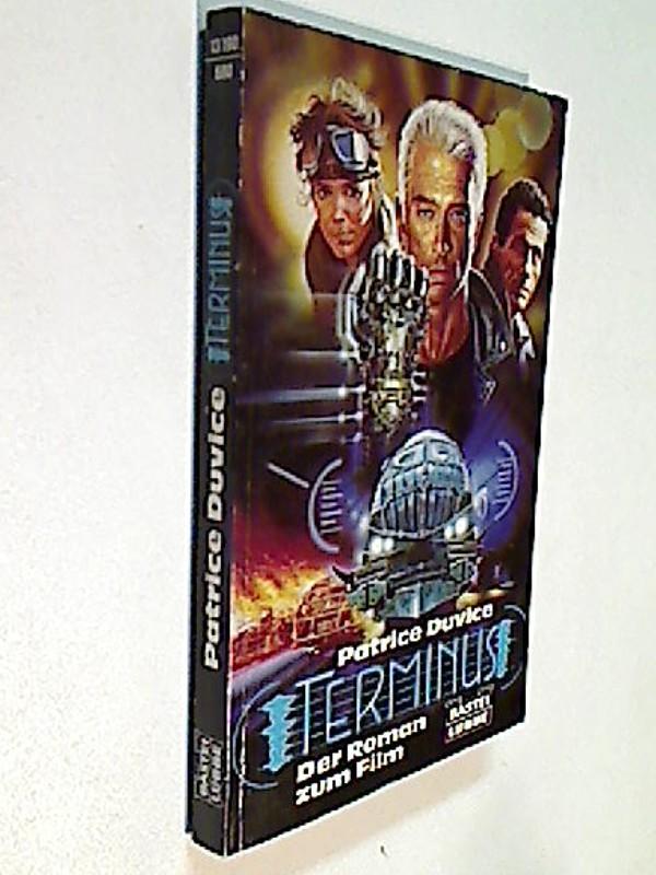 Terminus - Roman zum Film. ERSTAUSGABE 1988