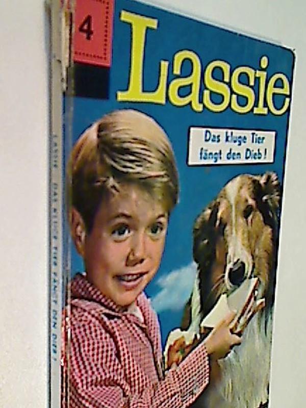 Lassie;Teil: Bd. 4., Lassie fängt den Dieb