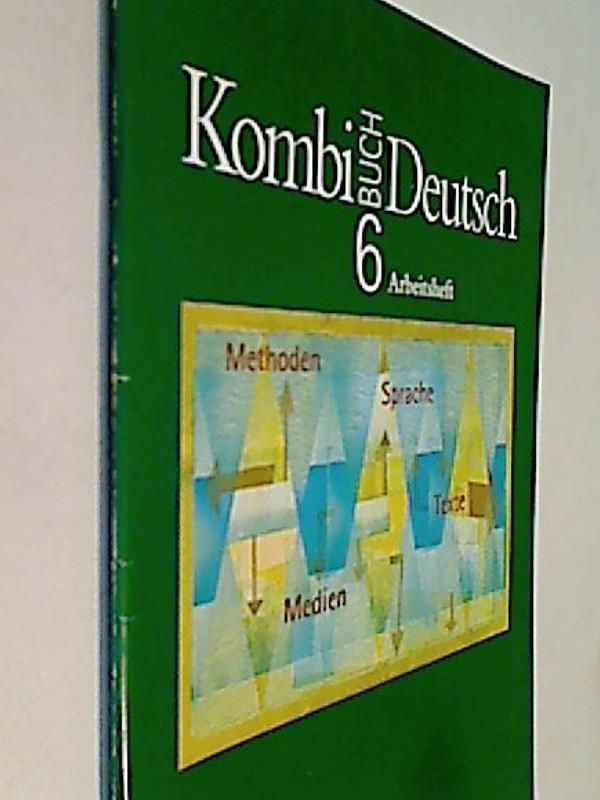 Kombi-Buch Deutsch - Lese- und Sprachbuch für Gymnasien; Teil: [Sekundarstufe 1].