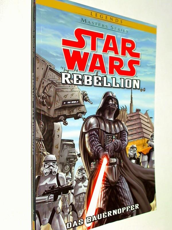 Star Wars Masters Bd. 12: Rebellion II - Das Bauernopfer. Panini Comic Paperback