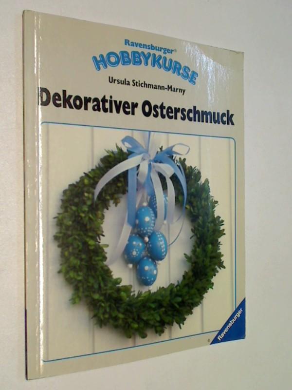 Dekorativer Osterschmuck
