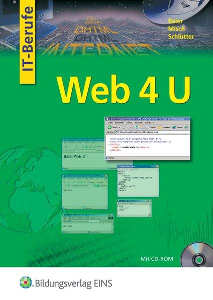 Web 4 U, Schülerband, mit CD