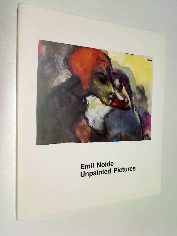 Emil Nolde, unpainted pictures